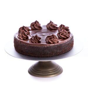 Almond Chocolate Cake-Gluten free-Dairy free-Paleo
