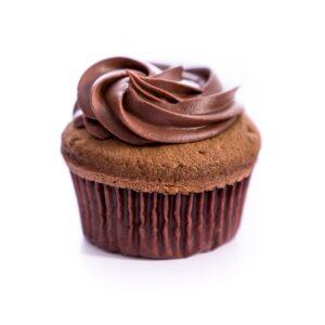 Chocothon Cupcake