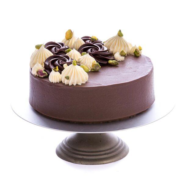 Devil's Fudge Cake
