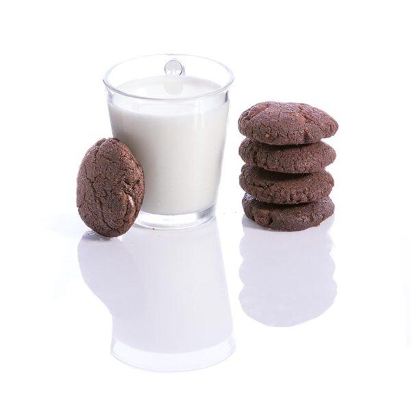 Double Chocolate Chip Cookies-Gluten free-Vegan-eggless-dairyfree