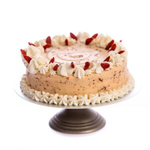 Goji Berry Cake-Sugar Free Low Carb-Keto-Diabetic-Gluten free