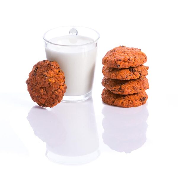 Goji Osmanthus Cookies-Gluten Free-Vegan-Eggless-Dairyfree