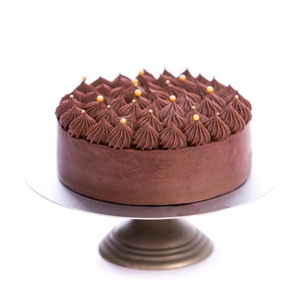 Heaven's Chocolate Cake-Gluten Free-Vegan-Eggless-Dairy Free-Nut Free