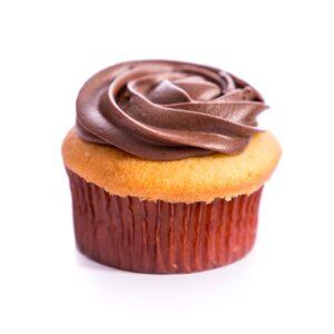 Lemon Chocolate Cupcake