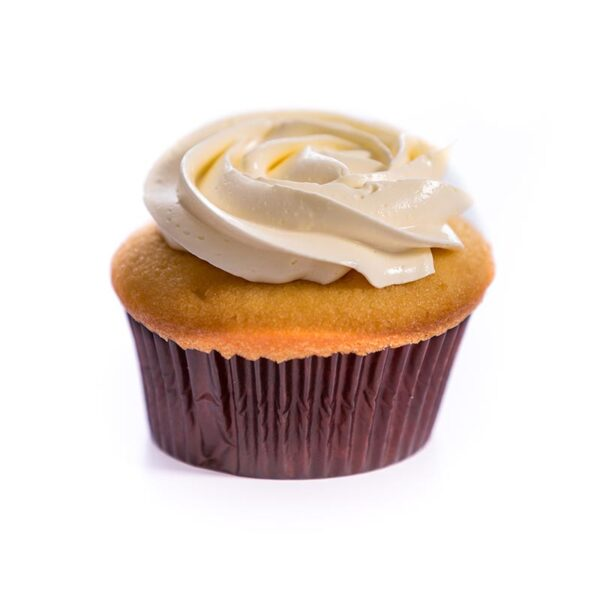 Thrilla Vanilla Cupcake